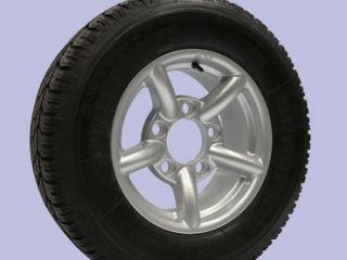 Land Rover Defender 90 110 130 Zu Alloy Wheels x 5