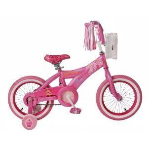 Pinkalicious Girls Bike 16 inch Wheels New Kids Accessories Scooters