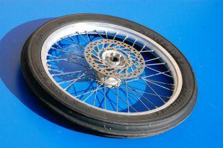 02 06 CR250R CR CRF 125 250 450 front wheel tire rim sand hub bearing