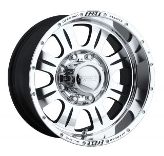 CPP American Eagle 140 Wheels Rims 17x8 Fits Dodge RAM 1500 Hemi