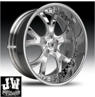 20 inch asanti AF 143 Wheels Lexus BMW Toyota Nissan
