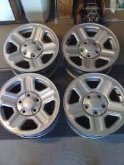16 Like New Steel Wheel 2009 2012 JK Jeep Wrangler OEM 1AH73S4AAC
