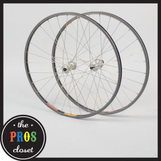 Matrix Swami Mountain Bike Wheel Set 26 Pair Rim Brake Ceramic