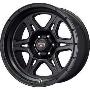 New 16x8 5 6x114 3 Level 8 Black Wheels Rims