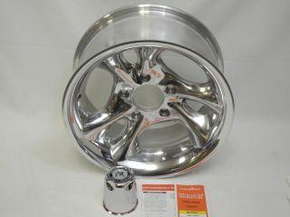 American Racing Ventura 15 x7 Polished Wheel 5x5.0 w/  6ET AR1365773