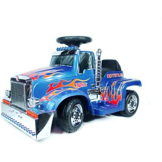 New Star Transformers Optimus Prime Truck ATV Ride On Scooter ~TF 879