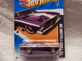 RARE Secret Super Treasure Hunt 73 Ford Falcon XB Hot Wheel in A