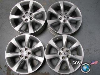 13 Lexus RX350 RX450 Factory 19 Wheels Rims OEM RX300 Highlander 74252
