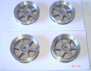 OP140 Tamiya Touring Car Aluminum Spoke Wheels TA01