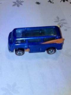 Hot Wheels Volkswagen Beach Bomb 1969 Hong Kong Blue