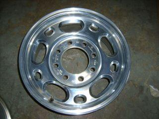 06 07 Chevy GMC 2500HD 1500HD 3500 Silverado 16 alloy wheel rim 8x6.5