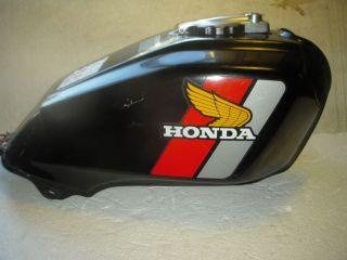 1982 Honda 500 Ascot Single VT500FT Fuel Gas Tank