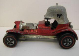 Vintage Hot Wheels 1969 Red Baron