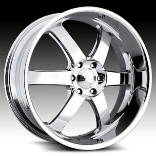 Chevy GMC Denali Escalade Avalanche 22 Wheels Rims New