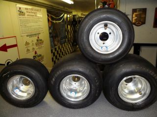 Go Kar ires Wheels Racing Bar Sool Radio Flyer