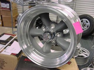 American Racing Torq Thrust D Grey Spoke 15x 8 5 Ford Mopar Dodge