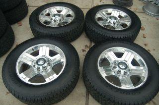 HARLEY DAVIDSON Factory POLISHED OEM Wheels and Tires 2005 07 rims 18