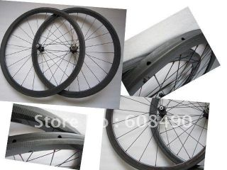 Full Carbon Tubular Wheels 38mm Road Bike Bicycle 700c Tubular