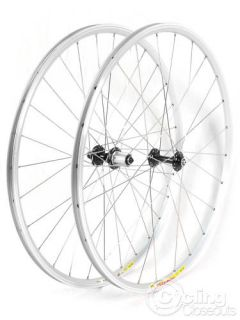 Mavic Road Bike Wheels Wheelset 700c Campagnolo Silver