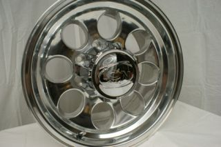 16 inch Polish ion Alloy 171 Ford F 250 350 Rims Wheels