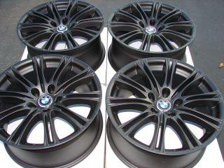 Black Wheels BMW 323 325 335 128 135 330 318 Equinox Z3 x3 Rims