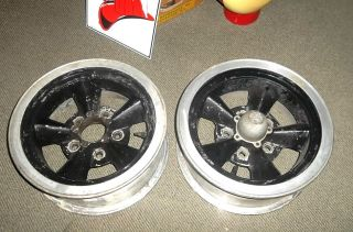 14 Torq Thrust Mag Wheels Chevy B P Gasser Hotrod Mags International