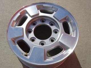 Silverado 2500 Truck HD 8 Lug by 180mm Wheel Rim 2011 2012 5500