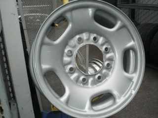 Wheels Rims 2011 Chevy Silverado Steel Original Factory All 4 Wheels