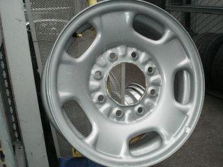Wheels Rims 2011 Chevy Silverado Steel Original Factory All 4 Wheels