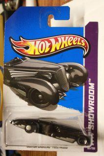 HOT WHEELS 2013 HW SHOWROOM 185 250 CUSTOM CADILLAC FLEETWOOD BLACK WW