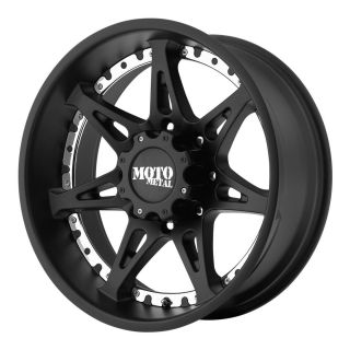 18x9 Moto Metal MO961 Black Wheel Rim s 6x135 6 135 18 9