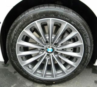 BMW F02 F01 7 Series Genuine Style 252 19 Wheels Rims