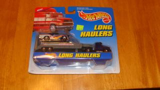 Hot Wheels Long Haulers 65867 Truck Car Brand New
