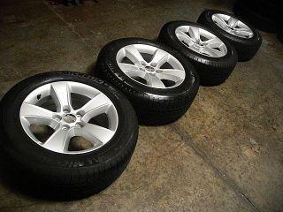 Challenger Magnum Factory Alloy 17 Wheels Tires Rims Michelins