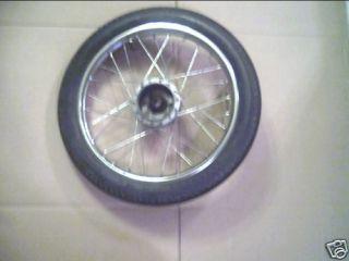 FA50 Suzuki Shuttle Rear Wheel Rim Good Used with Brand New Tire
