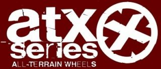 Series AX181 Artillery Chrome 5 6 8 Lugs Wheels Rims Free Lugs