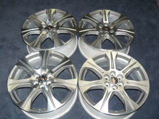 Factory Cadillac SRX Wheels Rims Set 20 4667