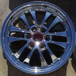 Tahoe Suburban Sierra 1500 Factory Chrome Alloy Wheel Rim 5331