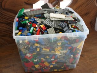 Lego Bulk Lot 20 Pounds of Assorted Legos Price Includes Shipping