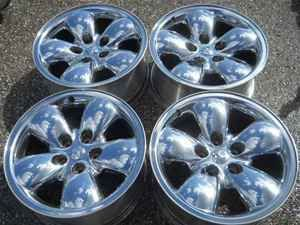 02 05 Dodge RAM 20 Chrome Alloy Wheel Rim Set LKQ