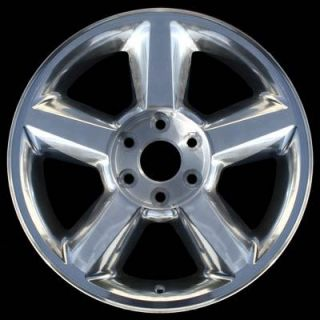 20 Polished Wheel for 2007 08 09 Chevy Suburban Tahoe