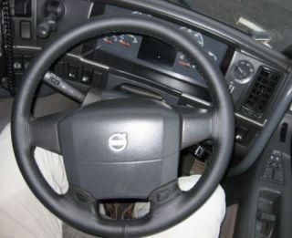 Volvo Truck Wheelskins Leather Steering Wheel Cover V