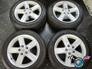 2010 2012 Factory Toyota Camry 17 Wheels Tires Rims OEM 69604 Michelin