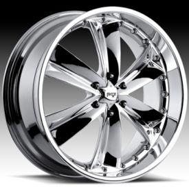 Shaz 6 Chrome Chevy GMC 26inch 6 Lug 6x5 5 Rims Wheels Tires