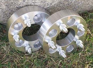 Chevy S10 Camaro 5x4 75 Wheel Adapter Spacers 1 5