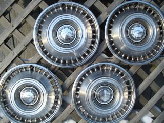 1968 Chevy Chevrolet Nova Truck Hubcaps Wheel Covers