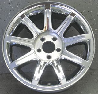 Chrysler 300 18 Chrome Wheel Genuine Original Rim 2005 2006
