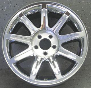 Chrysler 300 18 Chrome Wheel Genuine Original Rim 2005 2006