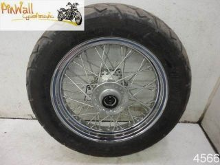 05 Yamaha V Star 650 VStar XVS650 Front Wheel Rim