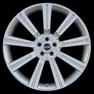 2003 Range Rover 24 Wheels Rims Brand New Compare to 22 2004